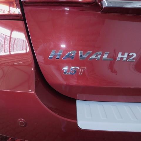 2017 HAVAL H2 1.5T CITY A/T