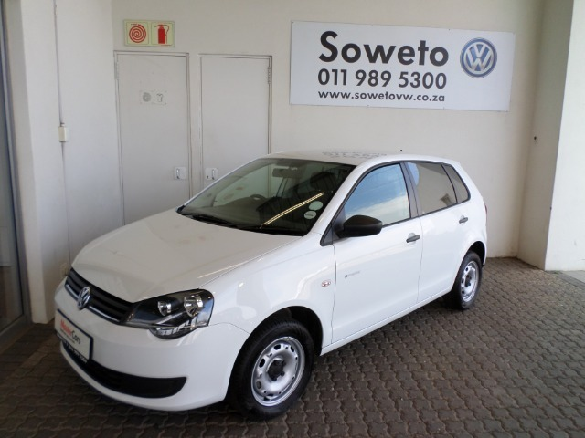 VOLKSWAGEN POLO VIVO GP 1.4 XPRESS 5DR