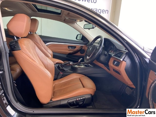 2013 BMW 435i COUPE LUXURY LINE  A/T (F32)