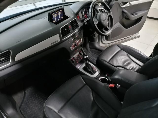 2016 AUDI Q3 2.0 TDI QUATT STRONIC (135KW)