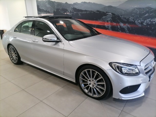 2016 MERCEDES-BENZ C250 BLUETEC AVANTGARDE A/T