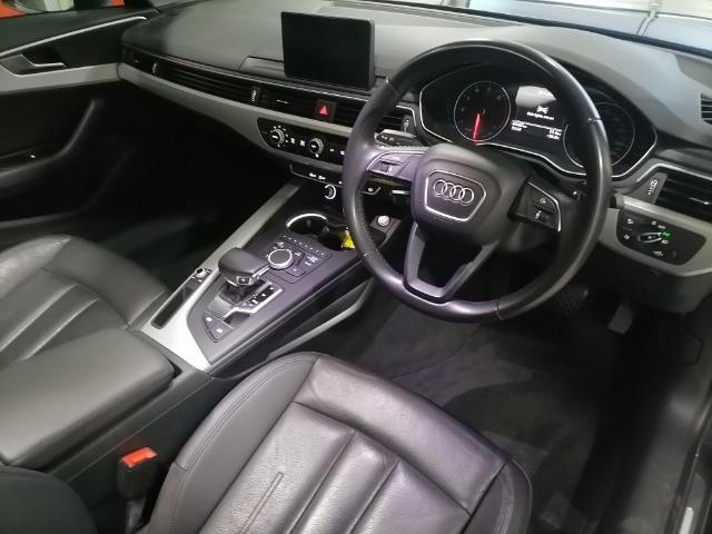 2018 AUDI A4 1.4T FSI STRONIC (B9) (35 TFSI)