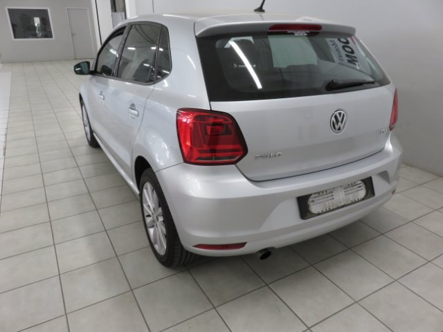 VOLKSWAGEN POLO GP 1.2 TSI HIGHLINE (81KW) (2014-6) - (2018-2) Silver