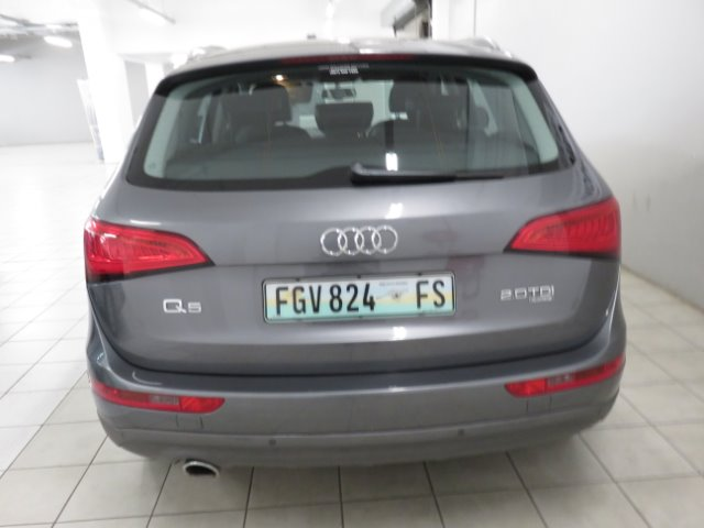 AUDI Q5 2.0 TDI S QUATTRO (2012-12) - (2016-4) Monsoon Grey Metallic