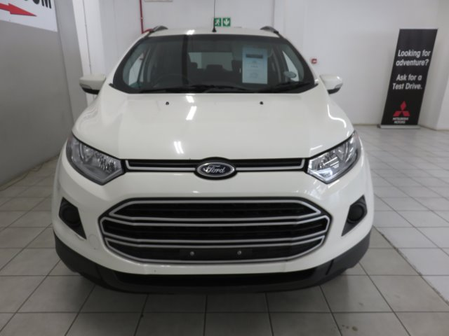 FORD ECOSPORT 1.5TDCi TREND (2015-11) - (2018-6) White