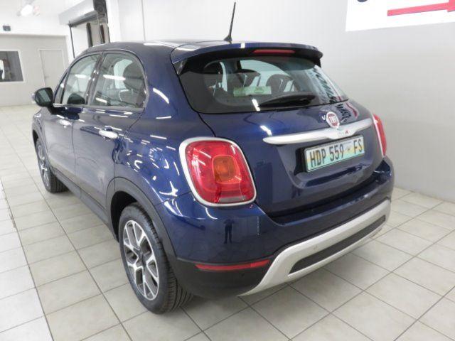 FIAT 500X 1.4T CROSS DDCT VENEZIA BLUE