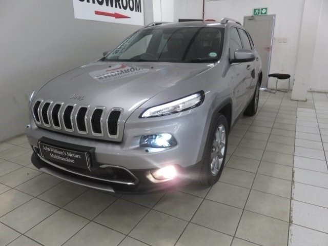 JEEP CHEROKEE 3.2 LIMITED A/T Billet Silver(PSC)