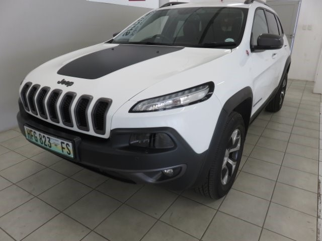 JEEP CHEROKEE 3.2 TRAILHAWK A/T