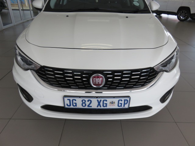 2019 FIAT TIPO 1.4 EASY