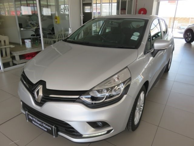 2017 RENAULT CLIO IV 1.2T EXPRESSION EDC 5DR (88KW)