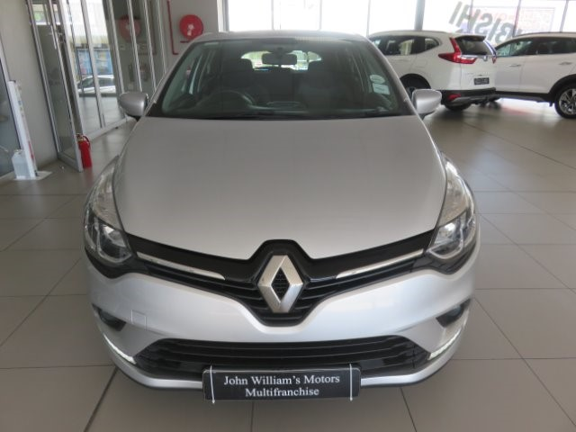RENAULT CLIO IV 1.2T EXPRESSION EDC 5DR (88KW) Silver
