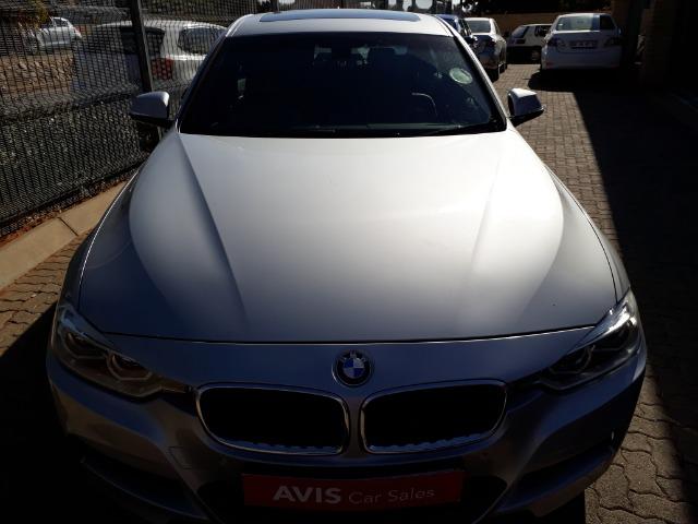 BMW 318i M SPORT A/T (F30) (2015-8) - (2019-3) SILVER