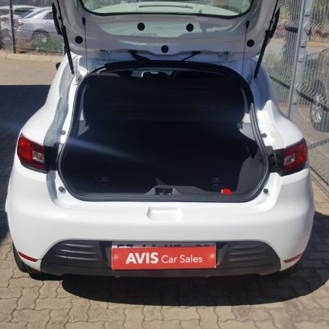 RENAULT CLIO IV 900 T EXPRESSION 5DR (66KW) White