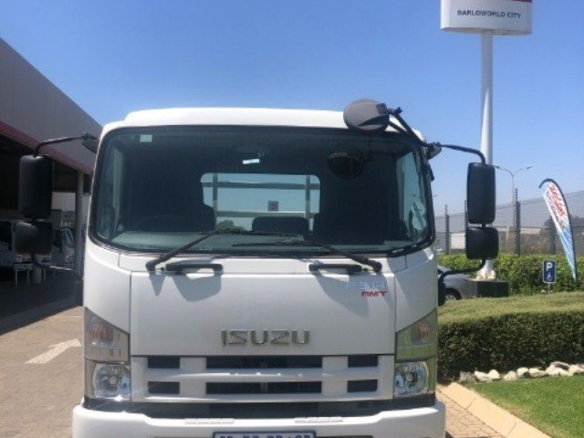 2019 ISUZU FSR 800 AMT F/C C/C