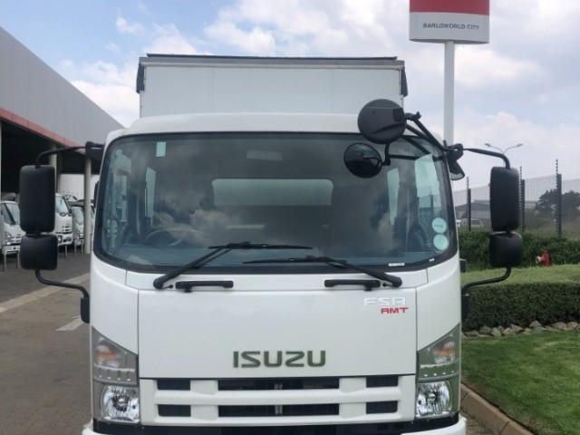 2018 ISUZU FSR 750 CREW CAB AMT F/C C/C