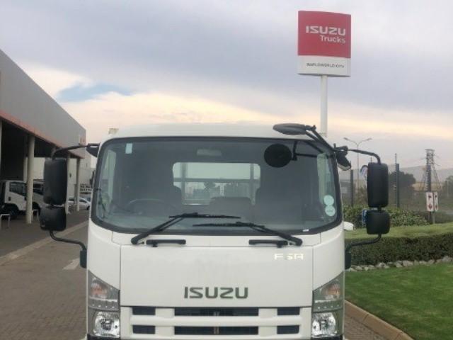 2018 ISUZU FSR 800 F/C C/C