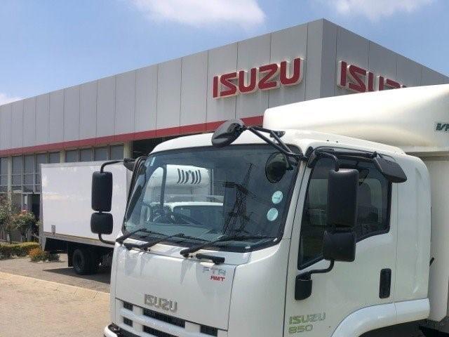 2019 ISUZU FTR 850 AMT F/C C/C