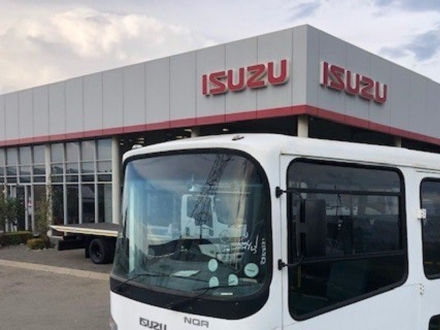 2017 ISUZU NQR 500 AMT F/C C/C