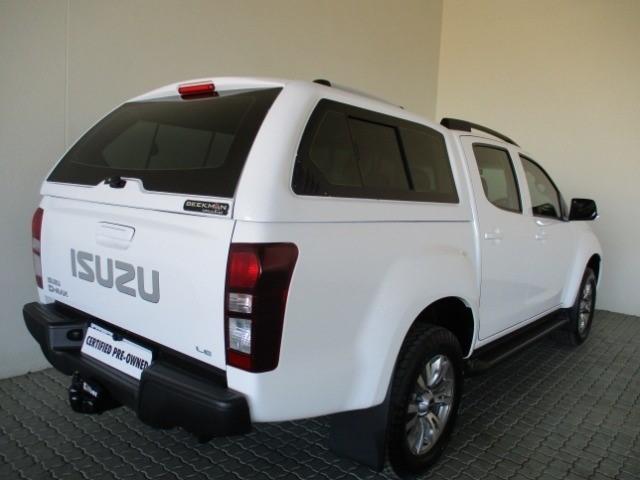 2021 ISUZU D-MAX 250 HO LE A/T D/C P/U