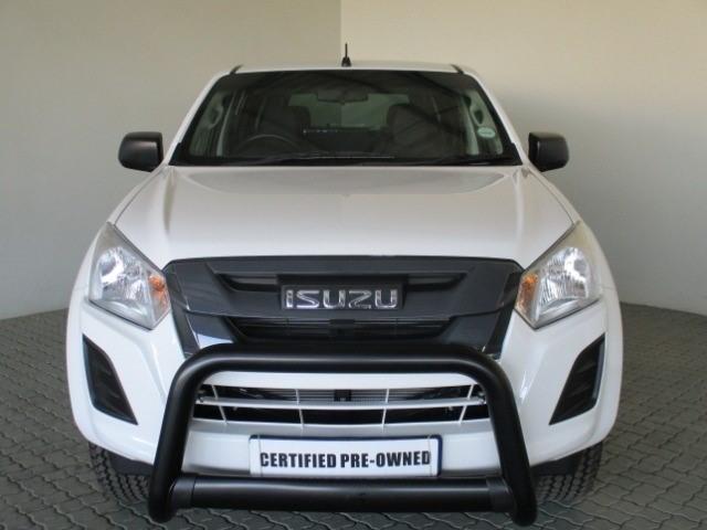 ISUZU D-MAX 250 HO HI-RIDE D/C P/U
