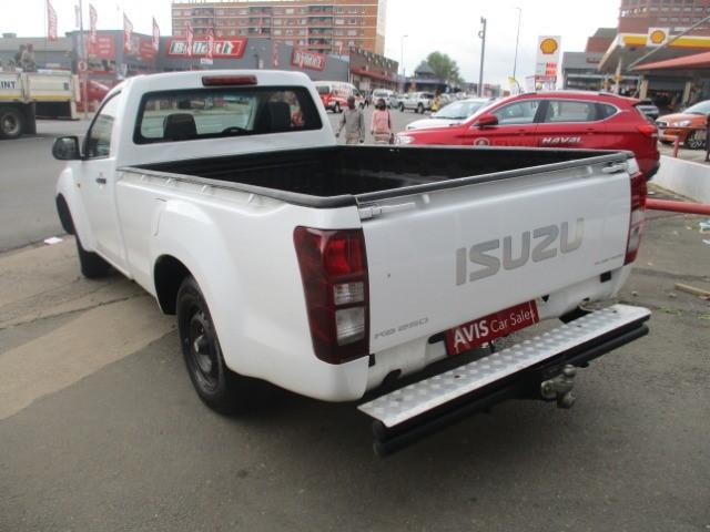 2017 ISUZU KB 250D LEED P/U S/C
