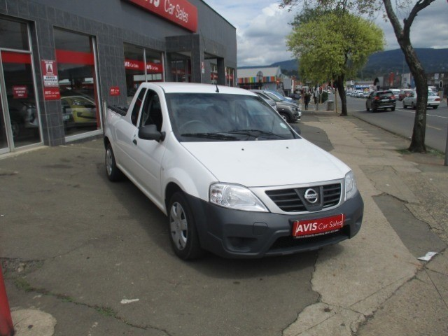 2018 NISSAN NP200 1.6  A/C SAFETY PACK P/U S/C