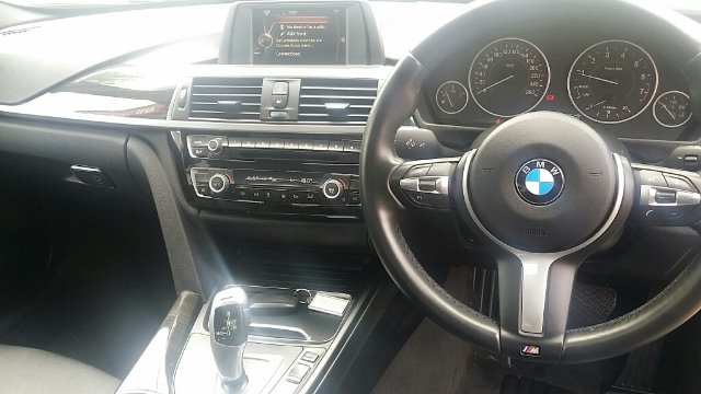 BMW 320i M SPORT A/T (F30) (2015-8) - (2019-3) SILVER