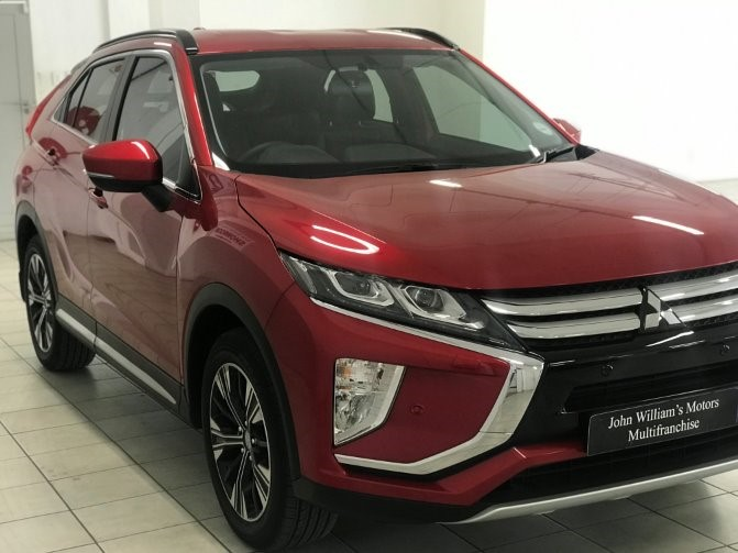 2021 MITSUBISHI ECLIPSE CROSS 2.0 GLS  CVT AWD