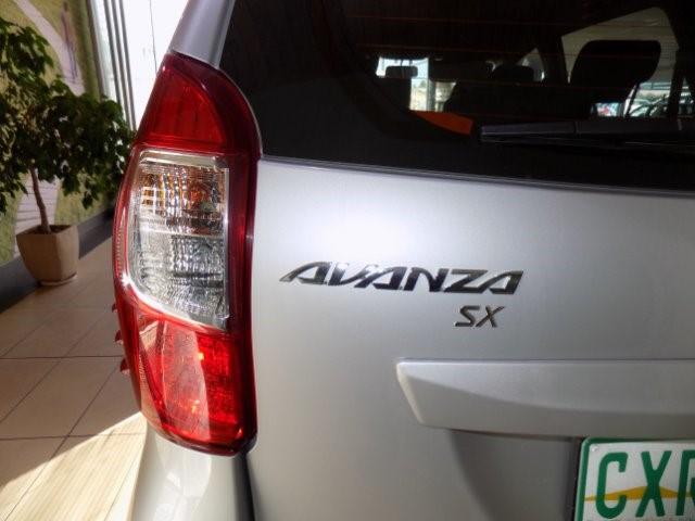 2021 TOYOTA AVANZA 1.5 SX