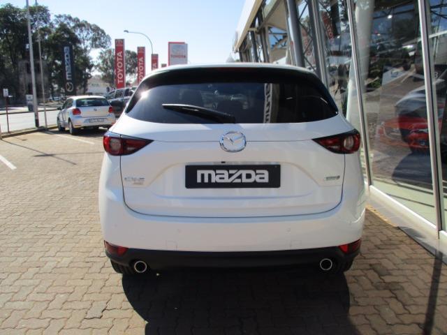 MAZDA CX-5 2.0 DYNAMIC A/T Snowflake White Pear