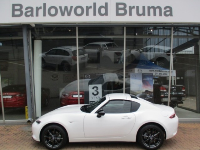 MAZDA MX-5 RF 2.0 ROADSTER COUPE A/T