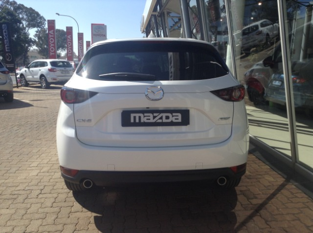 MAZDA CX-5 2.0 ACTIVE A/T Snowflake White Pear