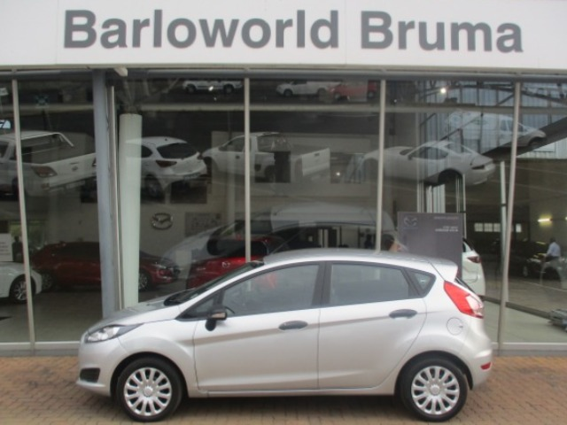 FORD FIESTA 1.0 ECOBOOST AMBIENTE POWERSHIFT 5DR (2015-3) - (2018-5)