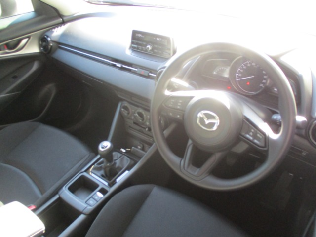 MAZDA CX-3 2.0 ACTIVE  Machine Grey