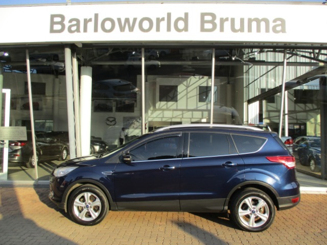 FORD KUGA 1.6 ECOBOOST TREND AWD A/T (2013-3) - (2015-1)
