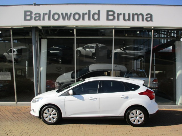 FORD FOCUS 1.6 Ti VCT AMBIENTE POWERSHIFT (2012-10) - (2015-10)