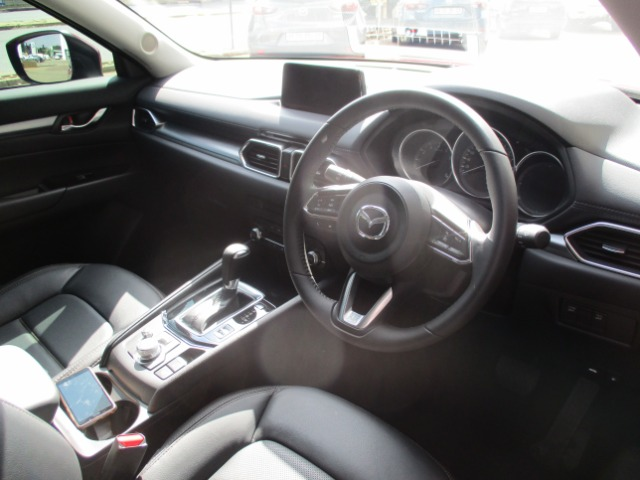 MAZDA CX-5 2.0 DYNAMIC A/T Soul Red Crystal