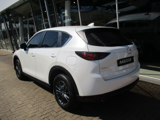 MAZDA CX-5 2.0 ACTIVE A/T Snowflake White Pear