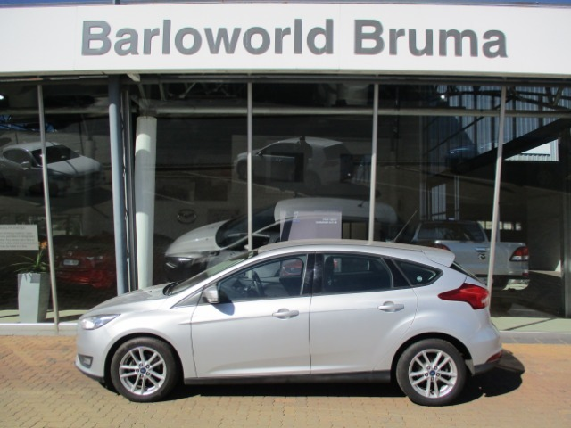 FORD FOCUS 1.6 TDCi TREND 5DR (2016-5) - (2017-4)
