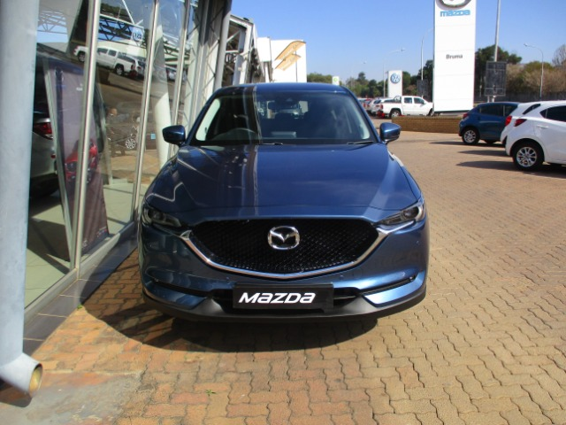 MAZDA CX-5 2.0 INDIVIDUAL A/T Eternal Blue