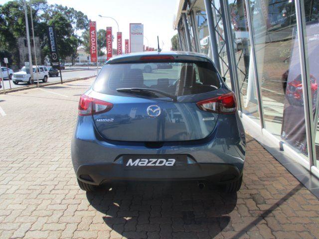 MAZDA MAZDA2 1.5 DYNAMIC 5Dr Eternal Blue
