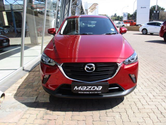 MAZDA CX-3 2.0 ACTIVE A/T Soul Red Crystal