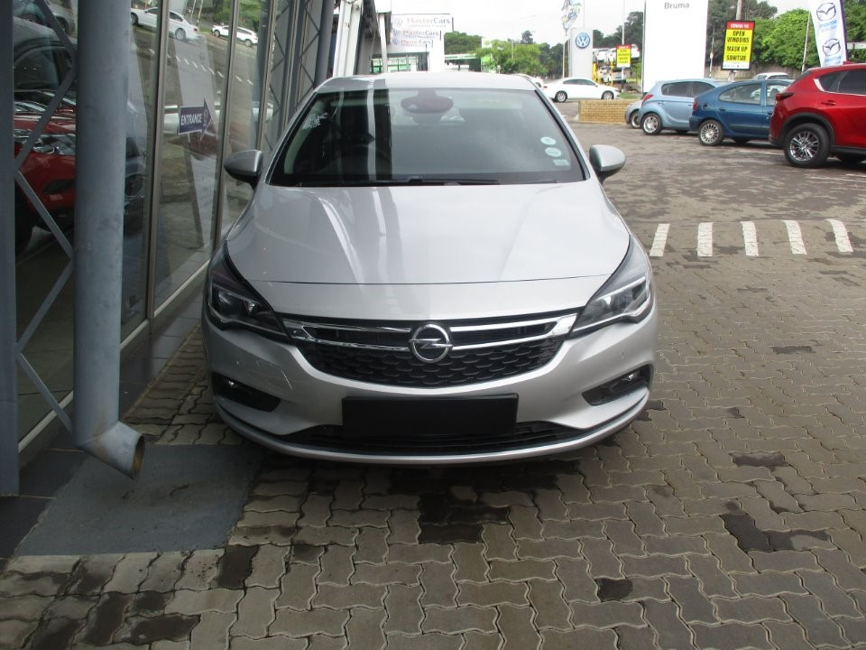 2016 OPEL ASTRA 1.4T ENJOY A/T (5DR)