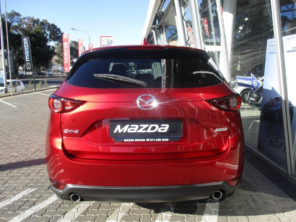 2021 MAZDA CX-5 2.5 INDIVIDUAL A/T AWD