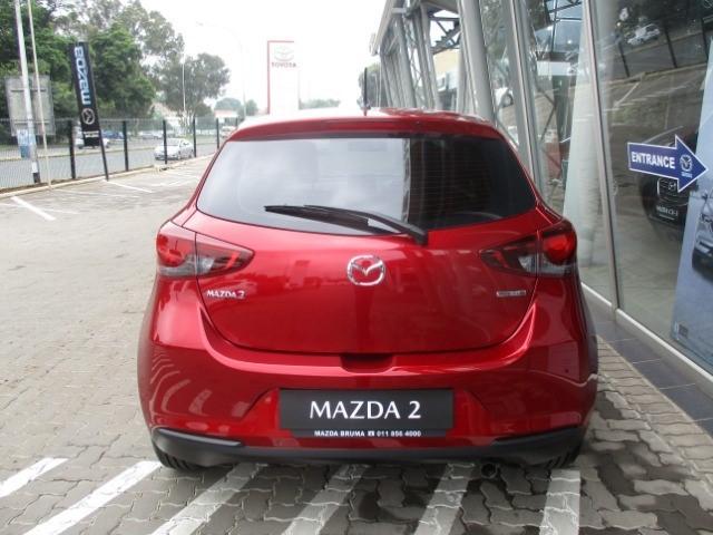 2021 MAZDA MAZDA2 1.5 DYNAMIC A/T 5Dr