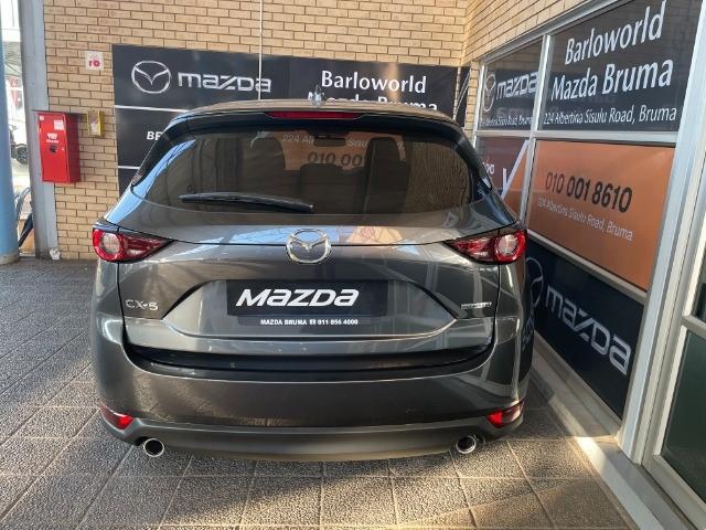 2021 MAZDA CX-5 2.0 ACTIVE