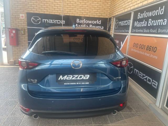 2021 MAZDA CX-5 2.2DE AKERA A/T AWD