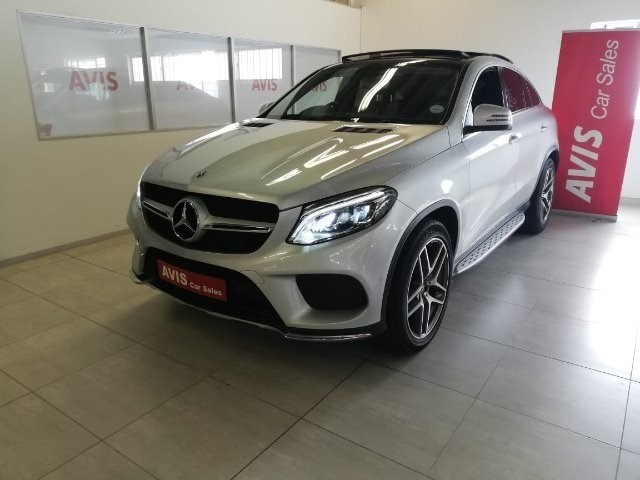 MERCEDES-BENZ GLE COUPE 350d 4MATIC