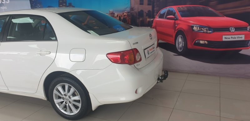 2007 TOYOTA COROLLA 1.8 EXCLUSIVE A/T