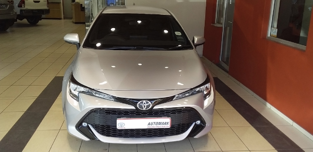 TOYOTA COROLLA 1.2T XS (5DR) Silver